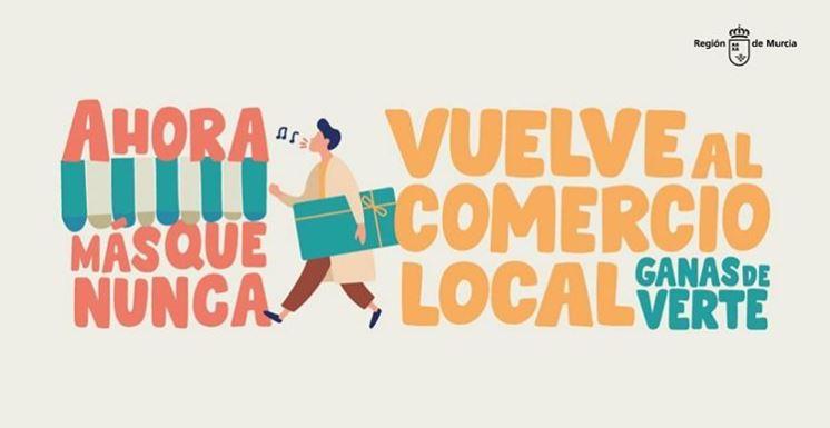 Vuelta al comercio Local