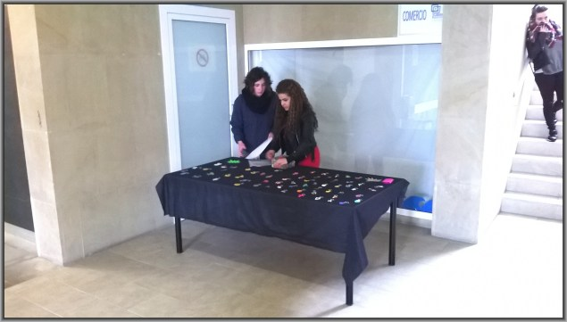 Marcela y Candela en Zubiri (2) 3 Mayo 2016