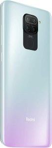 "Xiaomi Redmi Note 9 Smartphone 4GB 128GB, 48MP Quad Camera, 6.53""FHD + DotDisplay, 5020 mAh, 3.5mm Headphone Jack NFC, Gris [European version]"