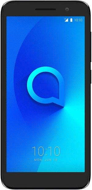 "Alcatel 5033D 1 2019, Smartphone - Pantalla 5"" - Cámara trasera 5MP y frontal (selfie) 2MP - Memoria 8GB ROM + 1 RAM - Negro"