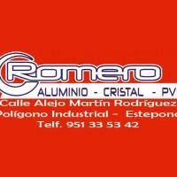 Aluminios PVC y Cristal Romero Estepona
