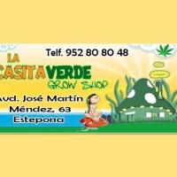 LA CASITA VERDE Tienda Grow Shop en Estepona