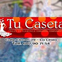 TU CASETA Trajes de Flamenca La Línea de la Concepción