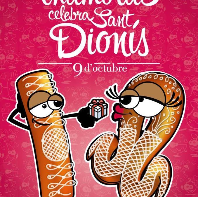 Si estás enamorado celebra Sant Dionís