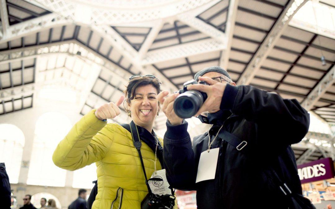 Més de 1.100 imatges s'han generat fins ara per guanyar el premi Instagramer de Click Al Mercat