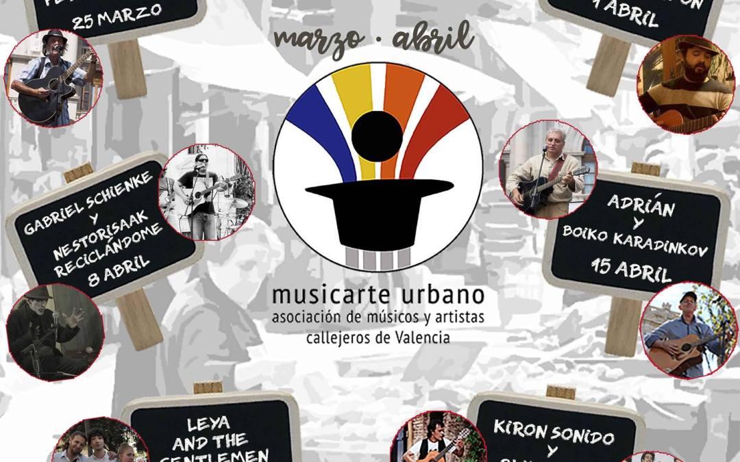«Del Carrer al Plat», músicos callejeros tocarán en el Mercado de Mossén Sorell