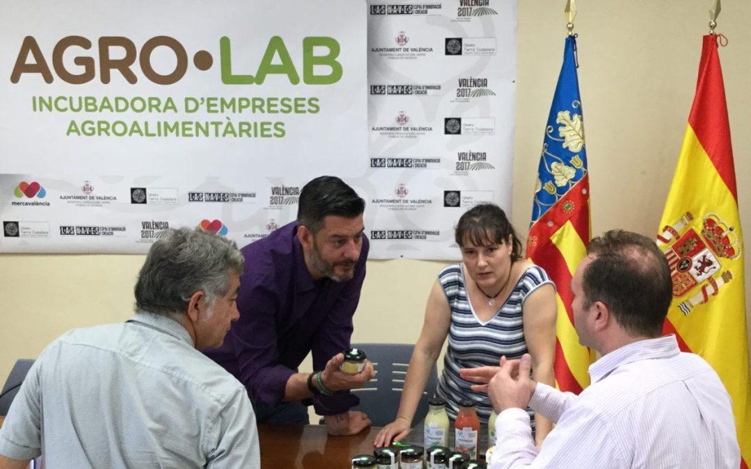 Estos són els dos projectes sel.leccionats per la incubadora Agro.lab
