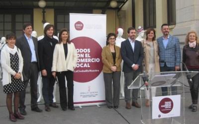 """CECOVAL presenta la campanya """"Tots amb el comerç local"""""""