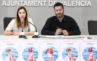 València acull una trobada d'intercanvi d'experiències amb desfilades de moda per impulsar el treball dels nous dissenyadors valencians