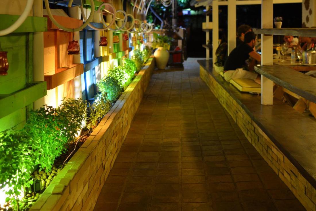 Varanda restaurante fernanado de noronha comerdormirviajar.com (19)