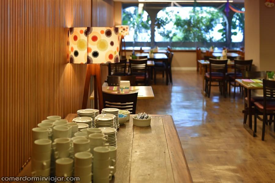 Copacabana Suites By Atlantica - Café - comerdormirviajar.com (20)
