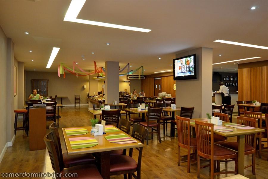 Copacabana Suites By Atlantica - Café - comerdormirviajar.com (25)