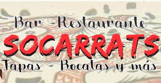 Restaurante Socarrats Tapas  Mas -  Comer en Sevilla ¡Todo el Sabor de un Pueblo Mágico! Sevilla Valle