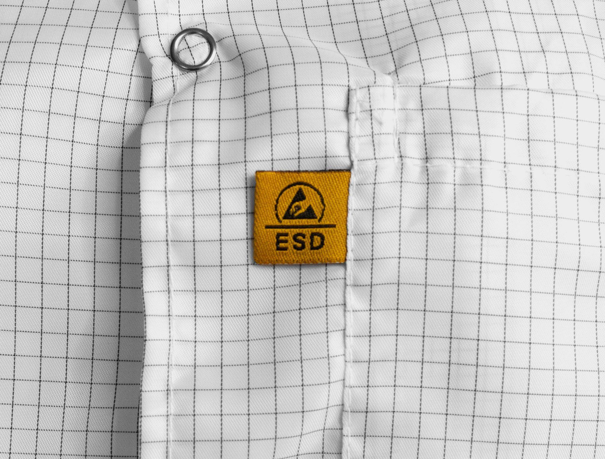 Etiqueta ESD / ESD Label.