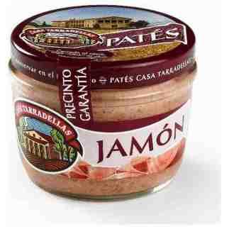 Paté de Jamón HACENDADO de CASA TARRADELLAS