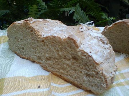 Receta de Como hacer Pan Casero rápido y fácil