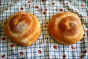 Las Pepas, típicas de Abengibre, receta del postre