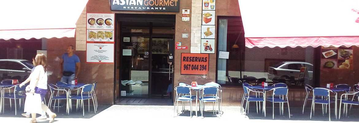 Asian Gourmet en Albacete
