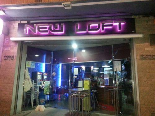 New Loft Tapas Café Copas en Albacete