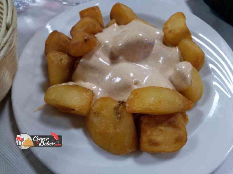 patatas bravas guagua albacete