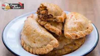 receta de empanadillas de carne
