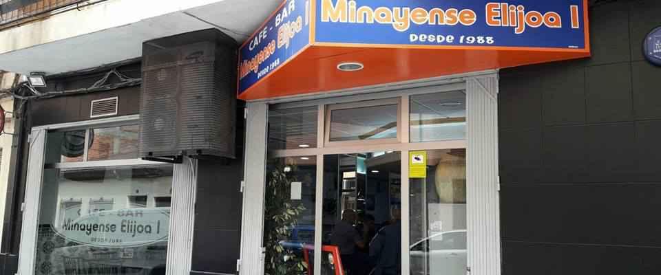 Bar minayense albacete