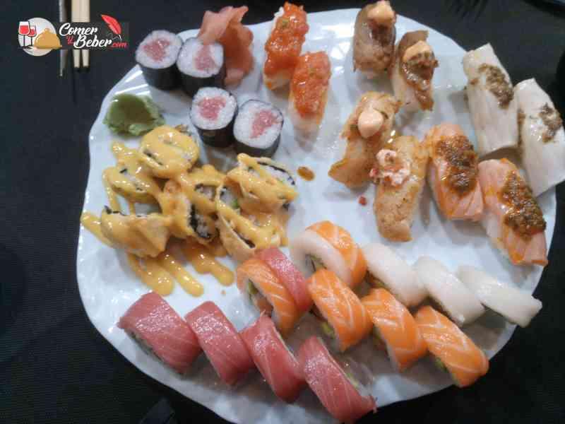 sushi keiji albacete