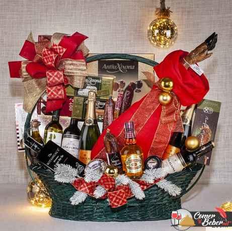 cestas de navidad eurolotes