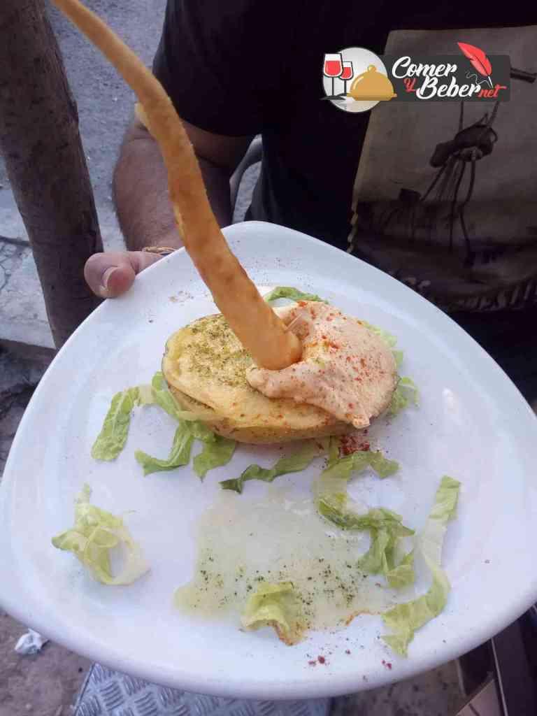 casco de patata cafetería liberty