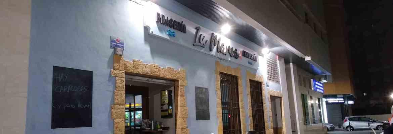Restaurante Brasería Arrocería La Marea en Albacete