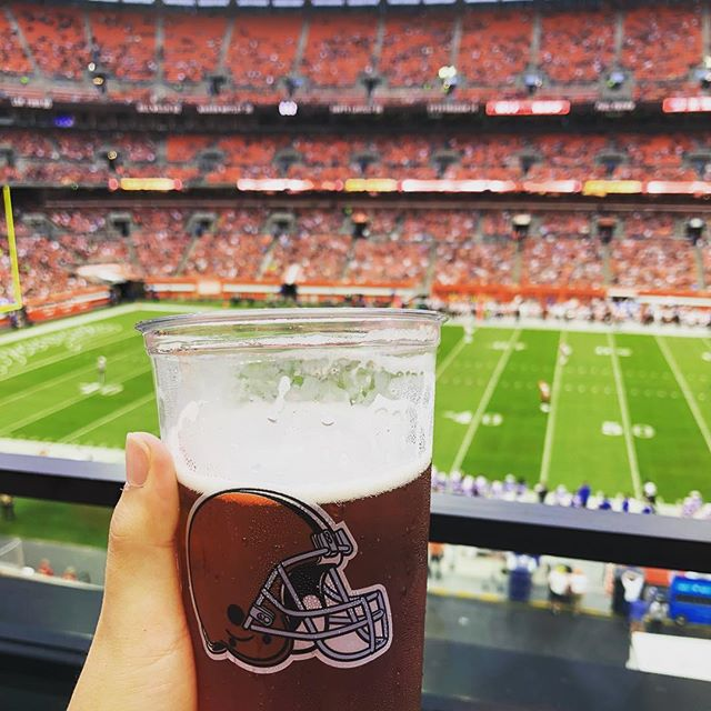 Let's go #CLE #browns   C:S