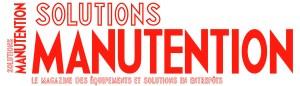 Logotype Solutions Manutention