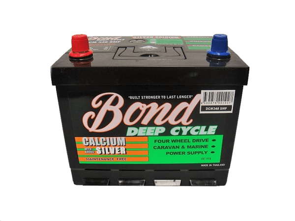 BOND DEEP CYCLE DCM348 SMF D