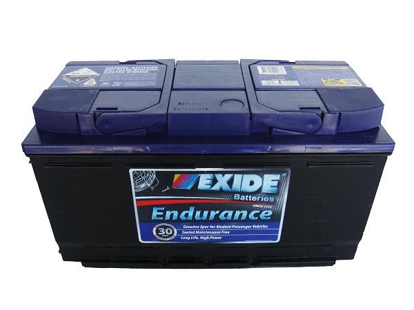 EXIDE ENDURANCE 88HMF D