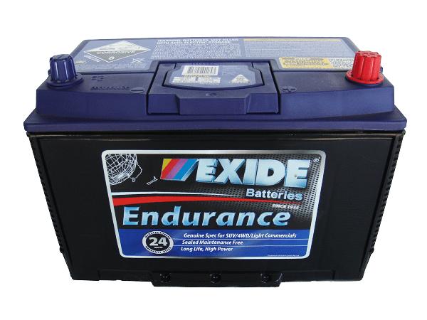 EXIDE ENDURANCE N70ZZLMF D