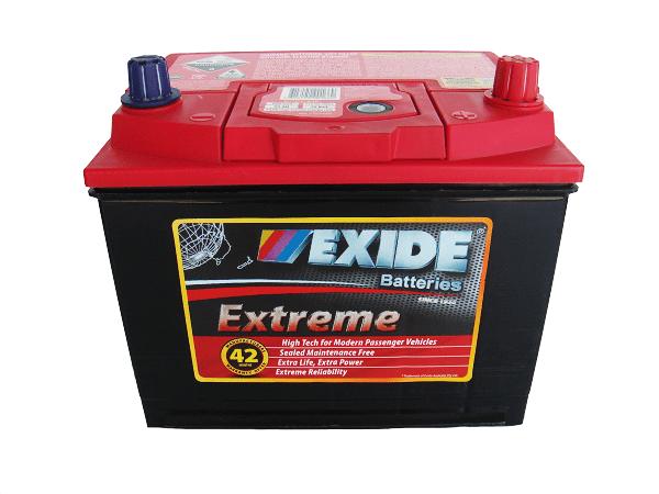 EXIDE EXTREME X56CMF D