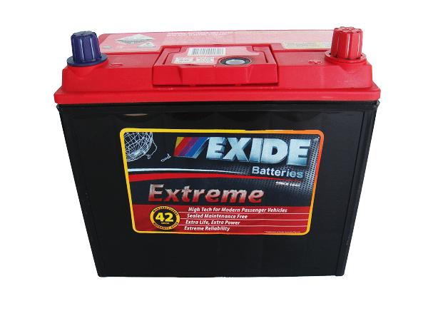 EXIDE EXTREME X60CMF D