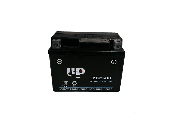 UP MOTORCYCLE BATTERY YTZ5-BS D