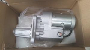New Kia Pregio Manual, 2.7Lt Diesel Starter Motor b