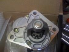 New Kia Pregio Manual, 2.7Lt Diesel Starter Motor c