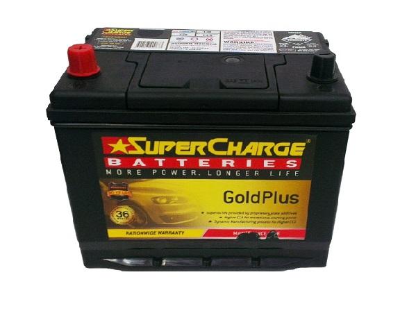 Supercharge Goldpplus MF80D26R B