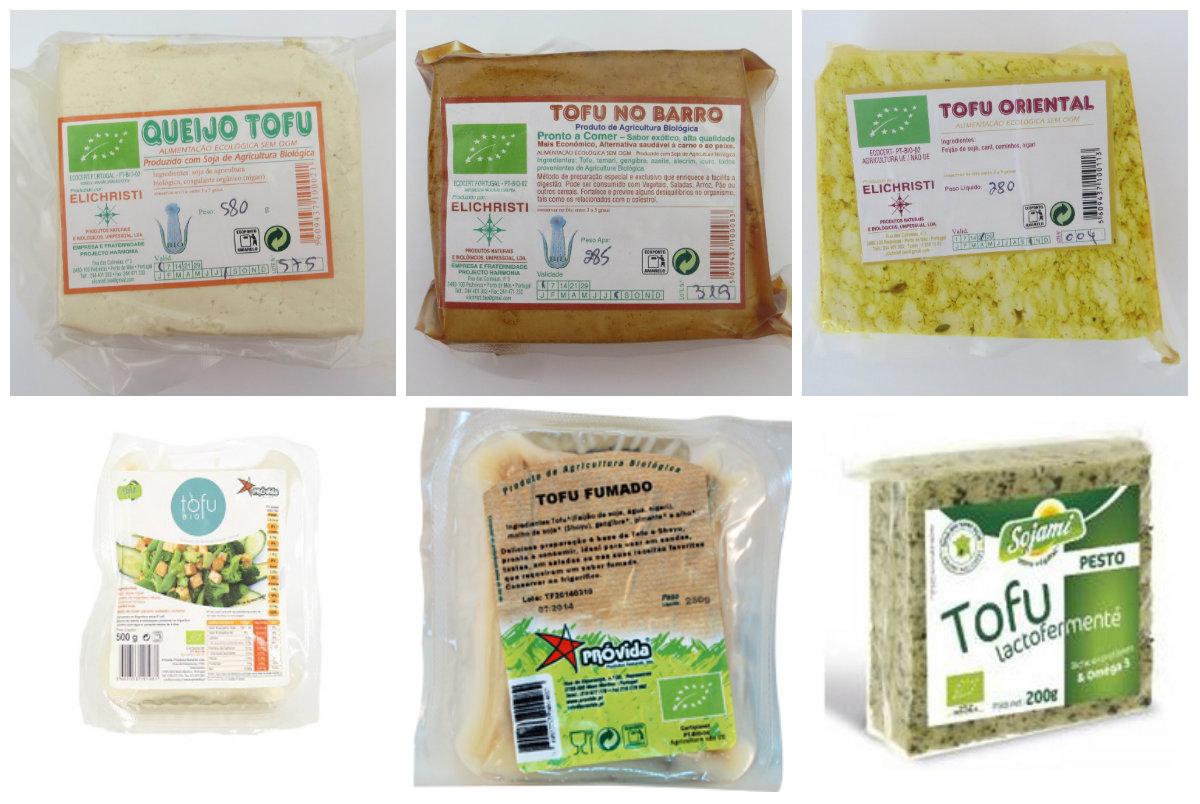 Tofu – uma tela em branco na cozinha