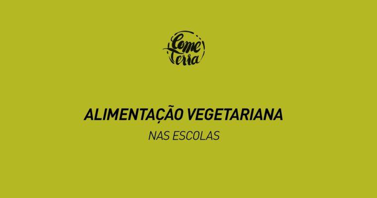 Uma alimentação vegetariana nas escolas de Aveiro