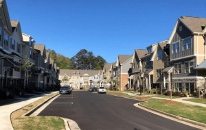 Homes constructed in Powder Springs