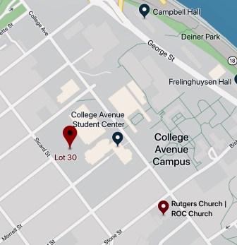 New Brunswick Rutgers Church