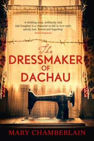 The Dressmaker Of Dachau book cover