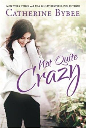 Not Quite Crazy book cover