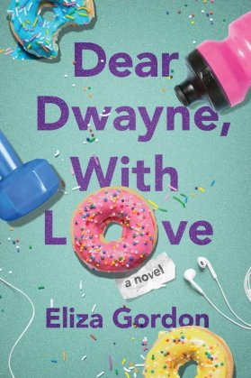 Dear Dwayne with love book cover