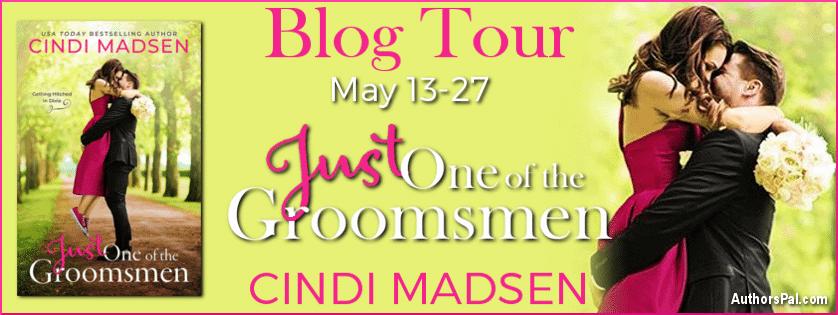 Cindi Madsen Blog Tour