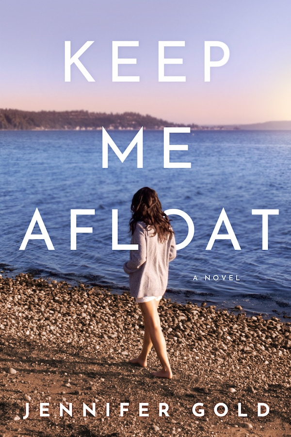 Keep Me Afloat book cover